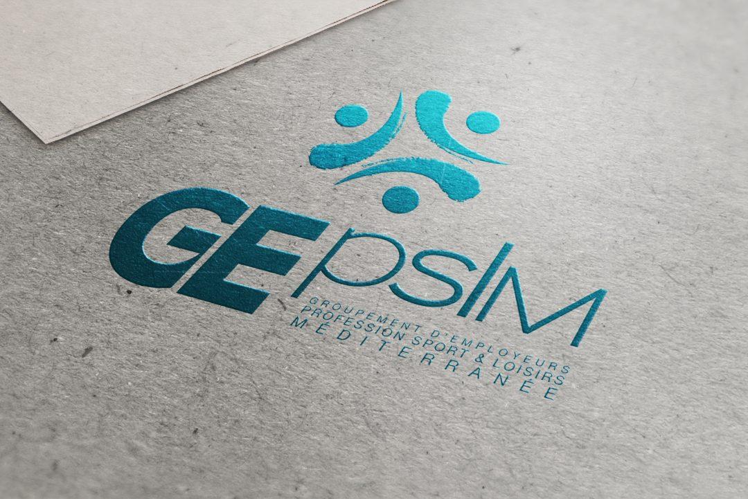 Création du logo GE PSLM